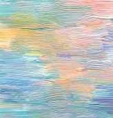 Abstract textured acrylic hand painted background