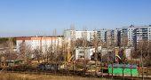 City Inhabited Microdistrict
