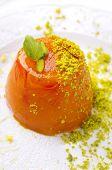 orange gelatine