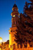 Catholic Church In Uzhhorod City