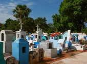 Mexican Cemetery