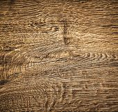 image of dingy  - Background of an old natural wooden darken room with messy and grungy cracked tree floor of beech texture inside vintage neglected and deserted warm rural interior with wood - JPG