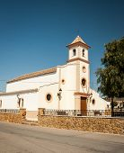 church in almeria