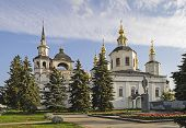 Assumption Cathedral In Great Ustyug