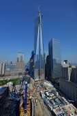 1 World Trade Center Construction