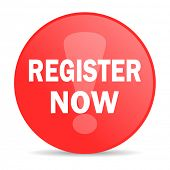 register now web icon