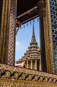 Beauty Of Wat Phra Kaew