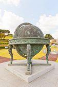 Celestial Globe Honsang In Science Garden In Busan, Korea