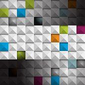 eps10 vector seamless modern tiles pattern business background