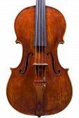 Old Viola Instrument