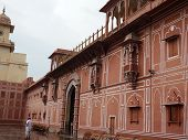 India. Jaipur. Palace of the Maharaja