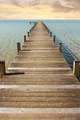 Boardwalk To The Endless Horizon