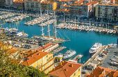 Old Port Of Nice