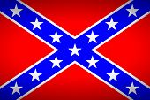image of flag confederate  - National flag of the Confederate States of America  - JPG