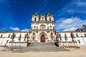 The Alcobaca Monastery poster