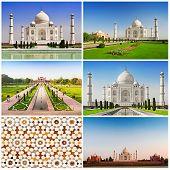 Taj Mahal Set