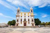 picture of faro  - Carmo Church  - JPG