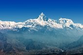 Machhapuchchhre Mountain