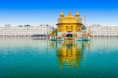 stock photo of harmandir sahib  - Golden Temple  - JPG