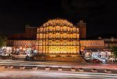 Hawa Mahal Palace, Jaipur