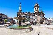 Toural Square, Guimaraes