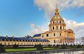 stock photo of bonaparte  - Les Invalides  - JPG