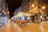 Street Cafe, Lisbon