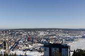 Overview Of Ornsköldsvik Town