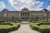 Постер, плакат: Royal Palace Of Brussels In Belgium