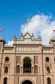 stock photo of neo  - Las Ventas Bullring  - JPG