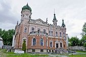 Beautiful Palace In Lvov