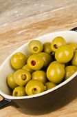 Stuffed Olives Tapa
