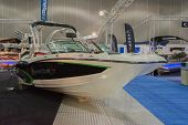 Mastercraft X20 Boat On Display