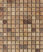 Fawn Tone Stone Mosaic