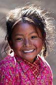 Newari girl, Nepal