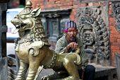 Newari People, Nepal