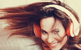 pic of crazy face  - People leisure relax concept - JPG
