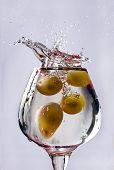 Grapes Splash