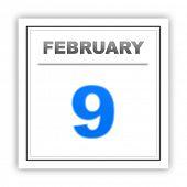 foto of february  - February 9 - JPG