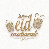 image of eid festival celebration  - Jashn - JPG