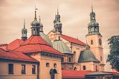foto of breathtaking  - Kalwaria Zebrzydowska Monastery UNESCO World Heritage - JPG
