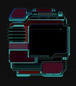 Web Design Template  01  Color A