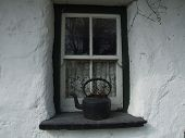 Old Cottage Window