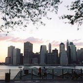 Manhattan, Dusk