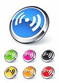 icon music wifi radio