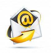 E-mail concept