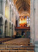 Norwich Cathedral Nave
