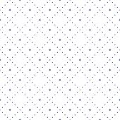 Subtle Seamless Pattern With Tiny Star Shapes In Square Grid. Abstract Geometric Texture In Soft Pas poster
