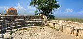 Roman theater built near the sea