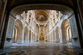 Palácio de Versalhes Ballroom